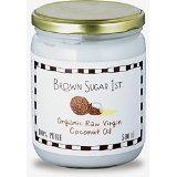 Brown Sugar 1st 有機エキストラヴァージンココナッツオイル 画像